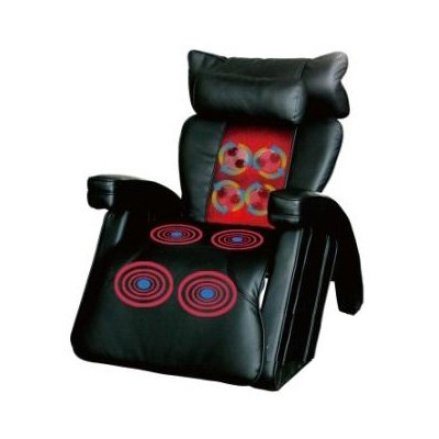 Zero Gravity Massage Chair Recliner & Shiatsu Massage Lounger with Heat